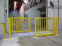 Industrial Safety Gates Gate Automation Systems